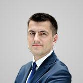 Jacek Birlet Dyrektor Zarządzający Sprzedażą marki AUXILIA zajmującej uzyskiwaniem odszkodowań