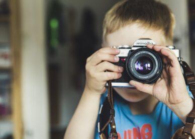 Rozpowszechnianie wizerunku dziecka w internecie